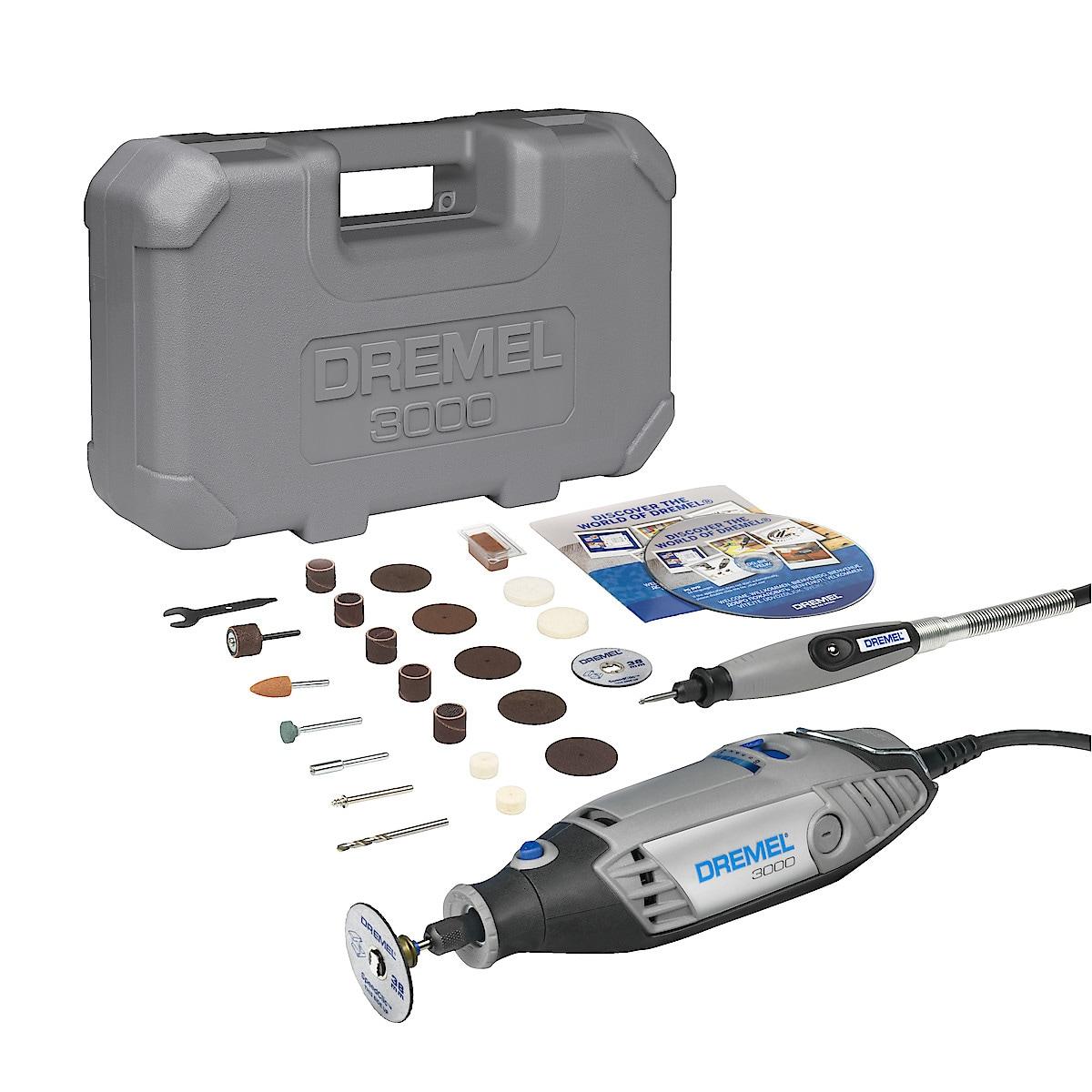 Multiverktyg Dremel 3000 kit
