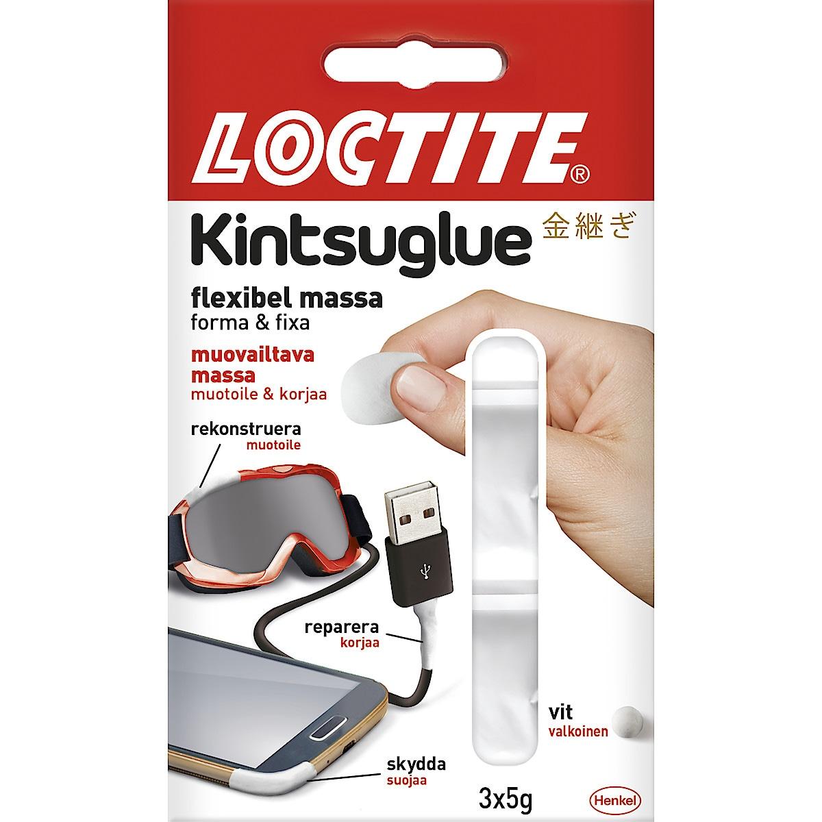 Korjausmassa Loctite Kintsuglue