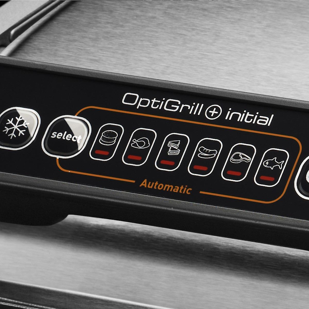 Elgrill OBH Nordica, OptiGrill+ Initial