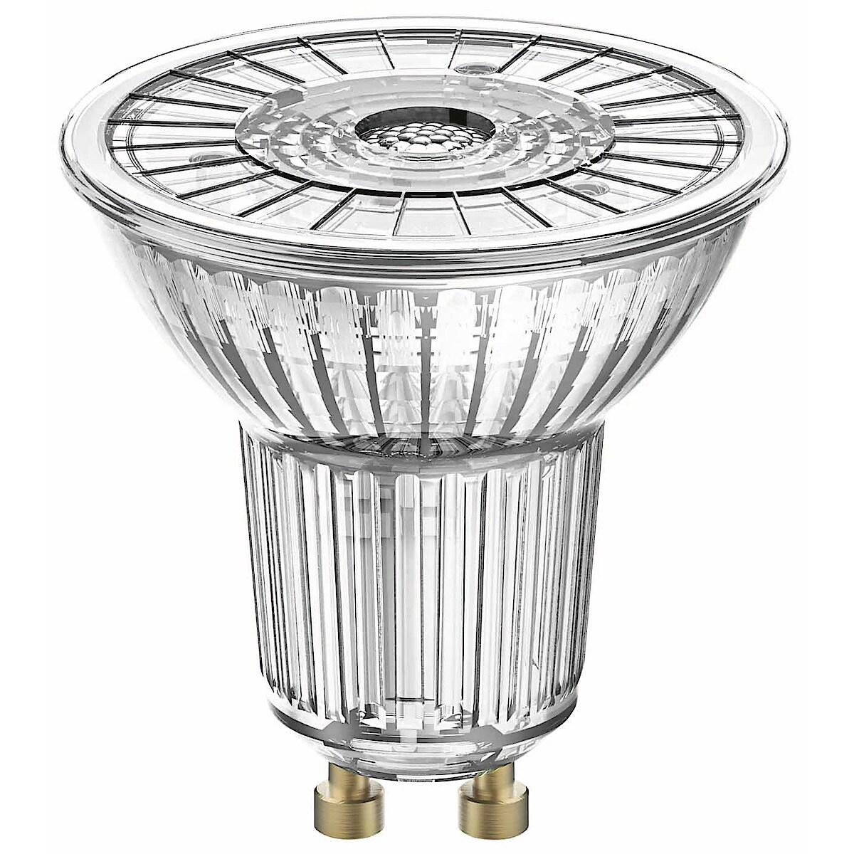 Dimringsbar LED-lampa GU10 Osram