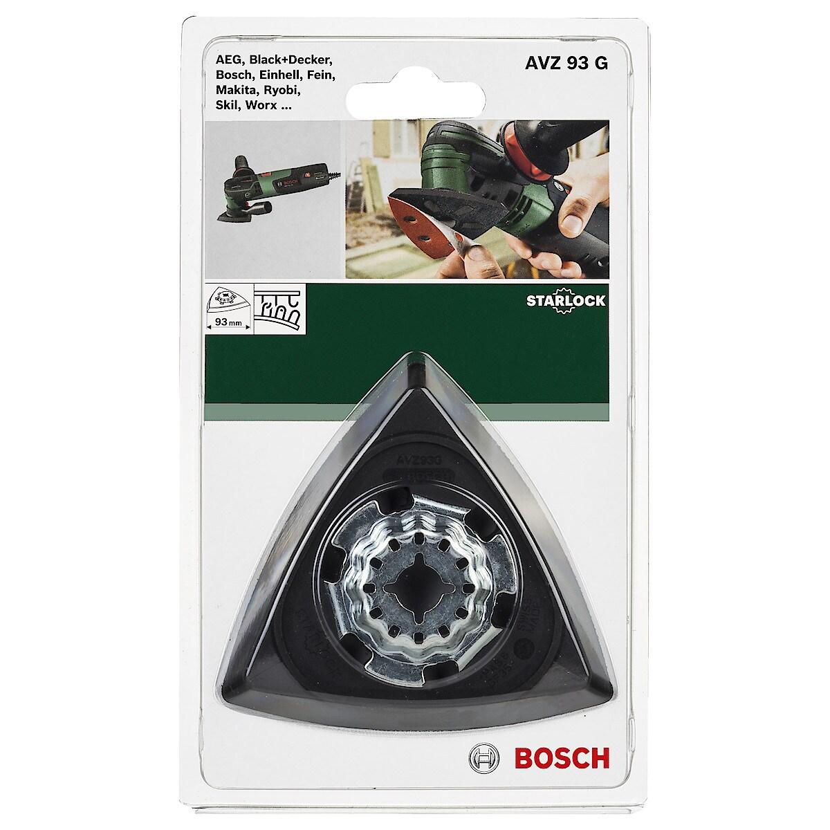 Bosch deltasåle
