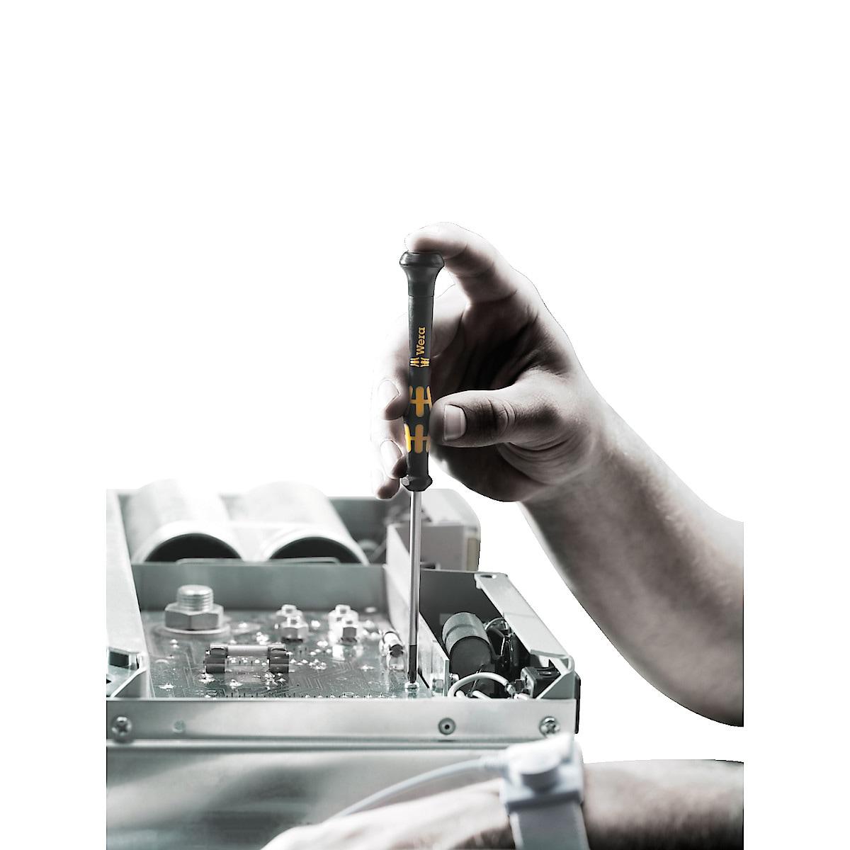 Wera ESD Precision Screwdriver Set