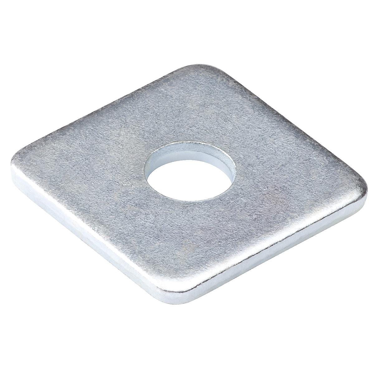 Fyrkantsbricka 40 x 40 mm