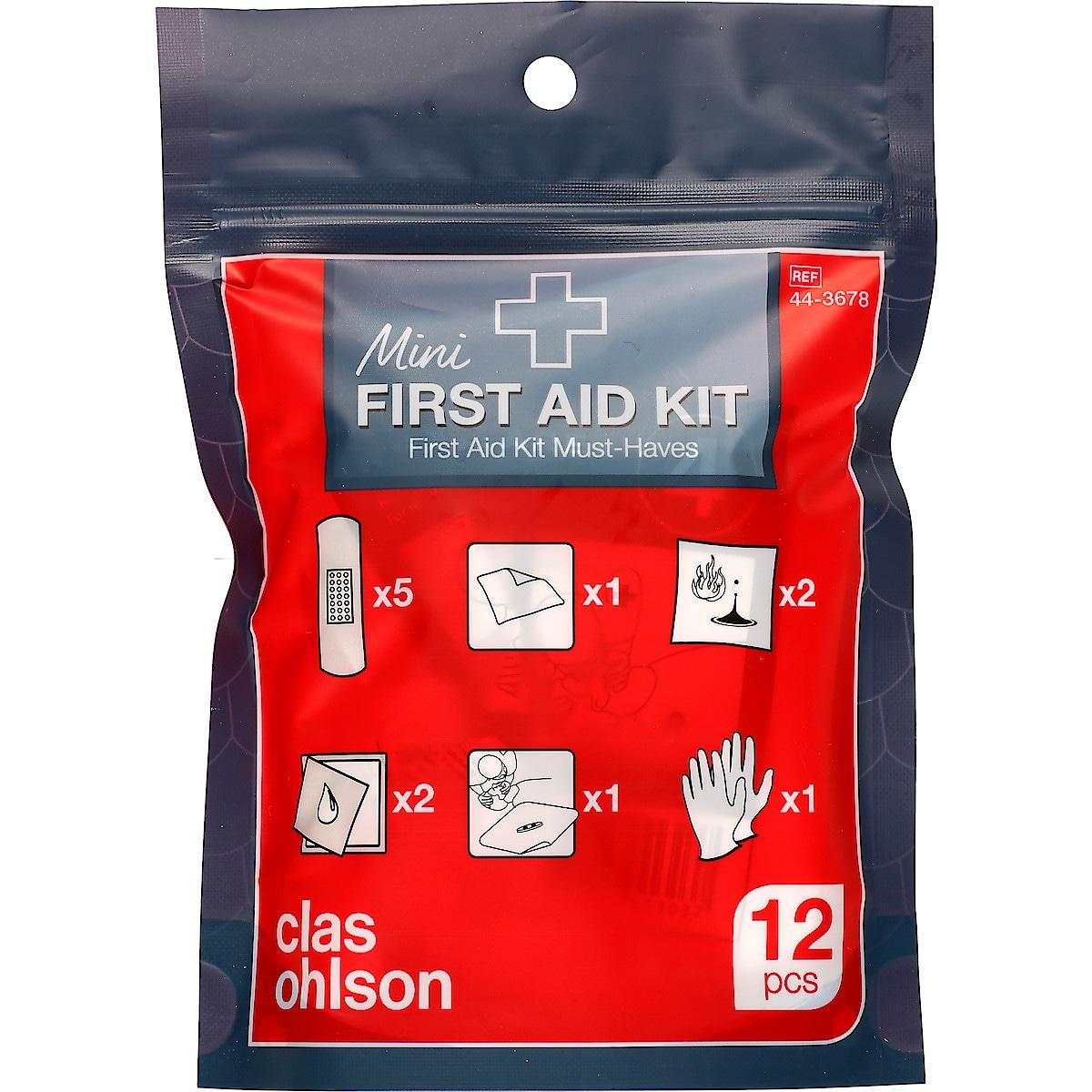 Första hjälpen kit Mini | Clas Ohlson