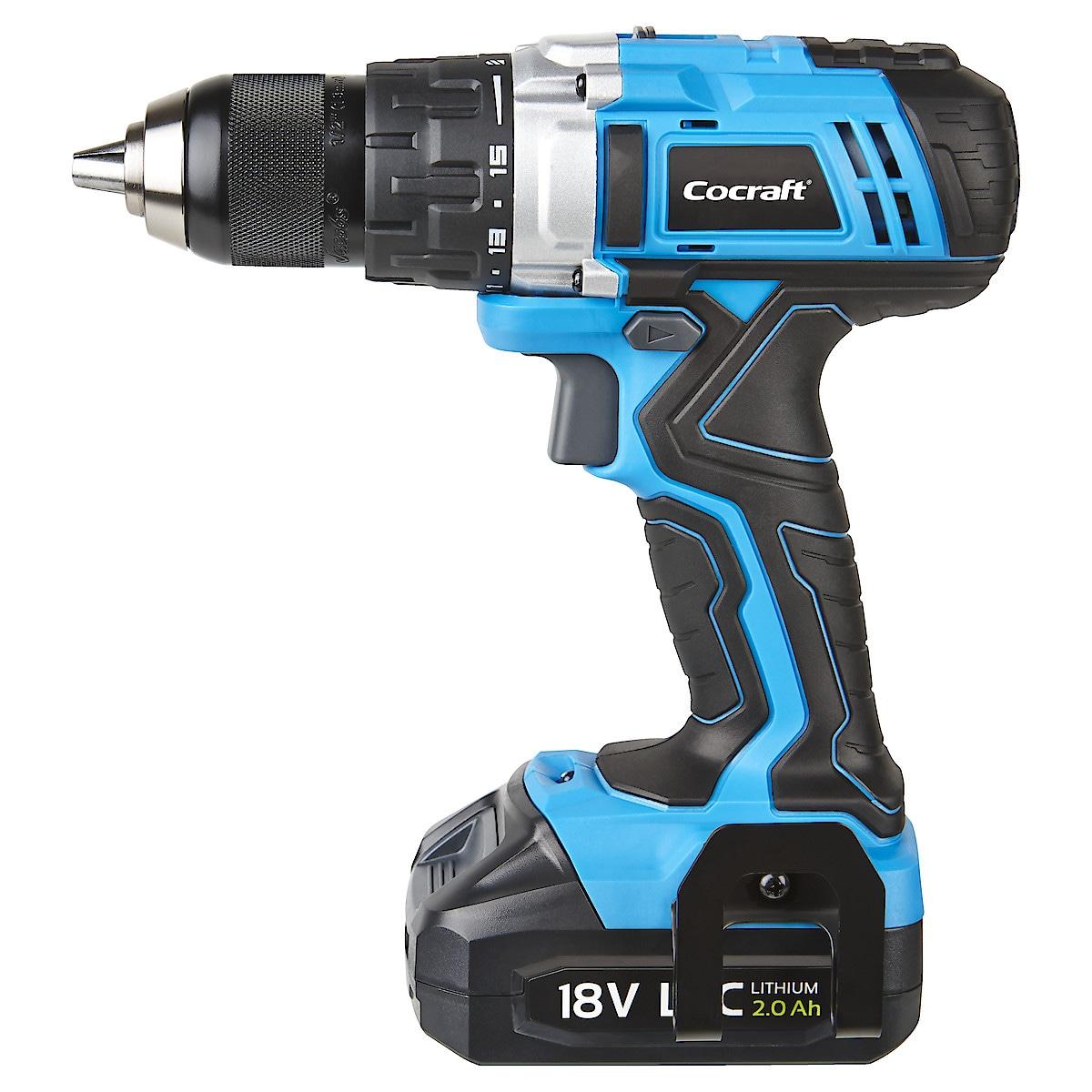 Cocraft LXC DD18-2 Drill/Driver
