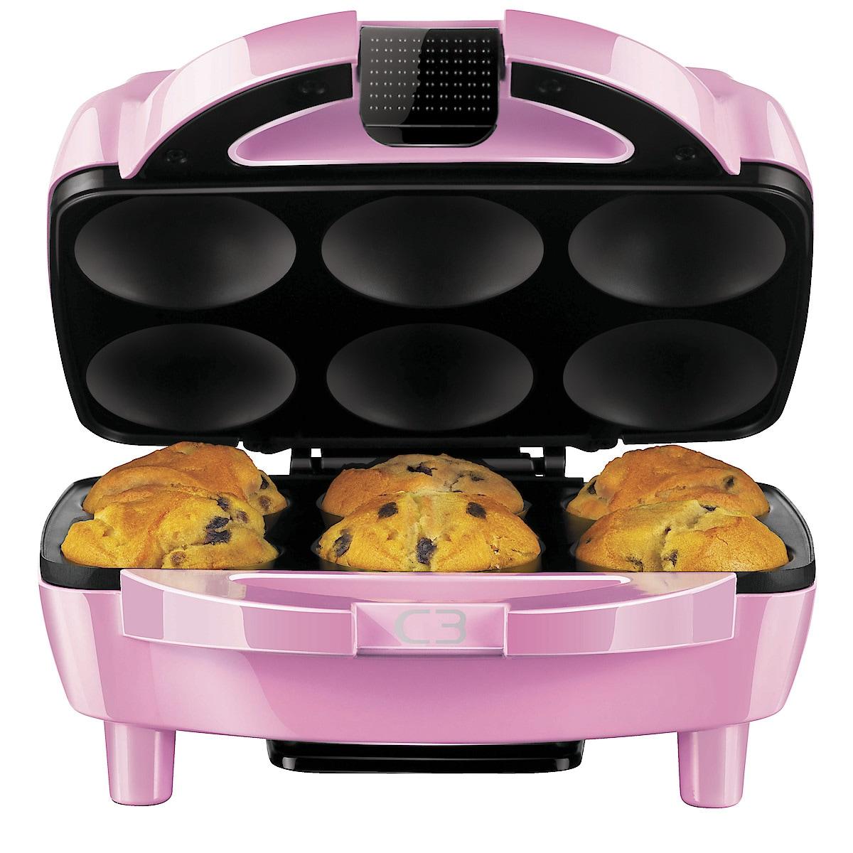 Muffins- och cupcakemaskin C3