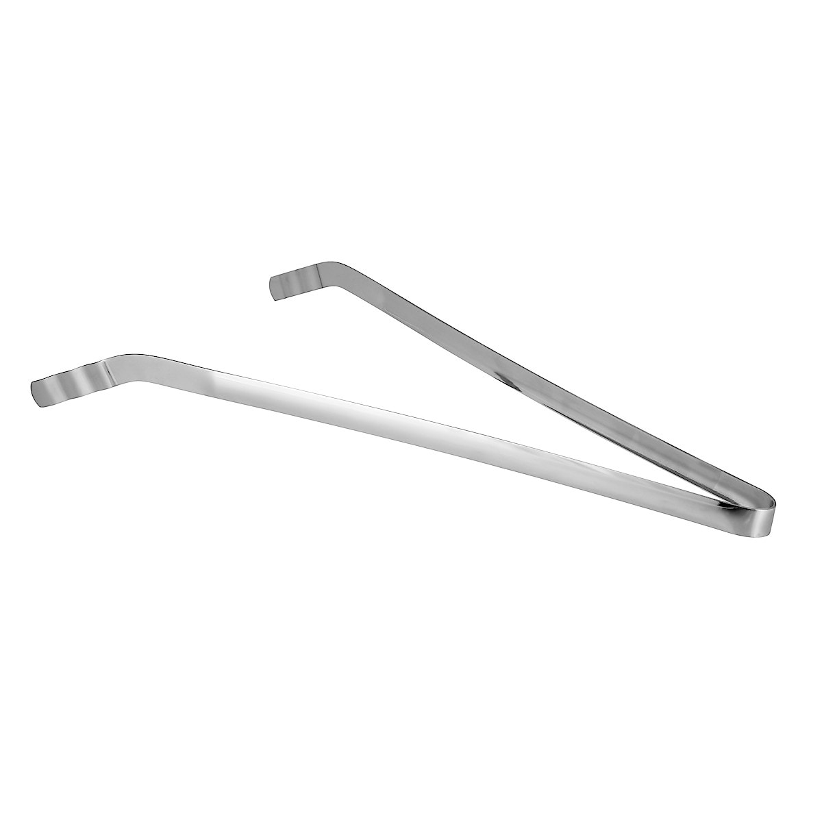 Curved Barbecue Tongs