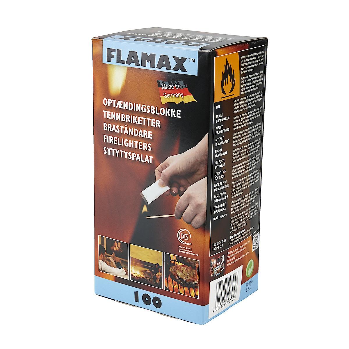 Grill- och braständare Flamax