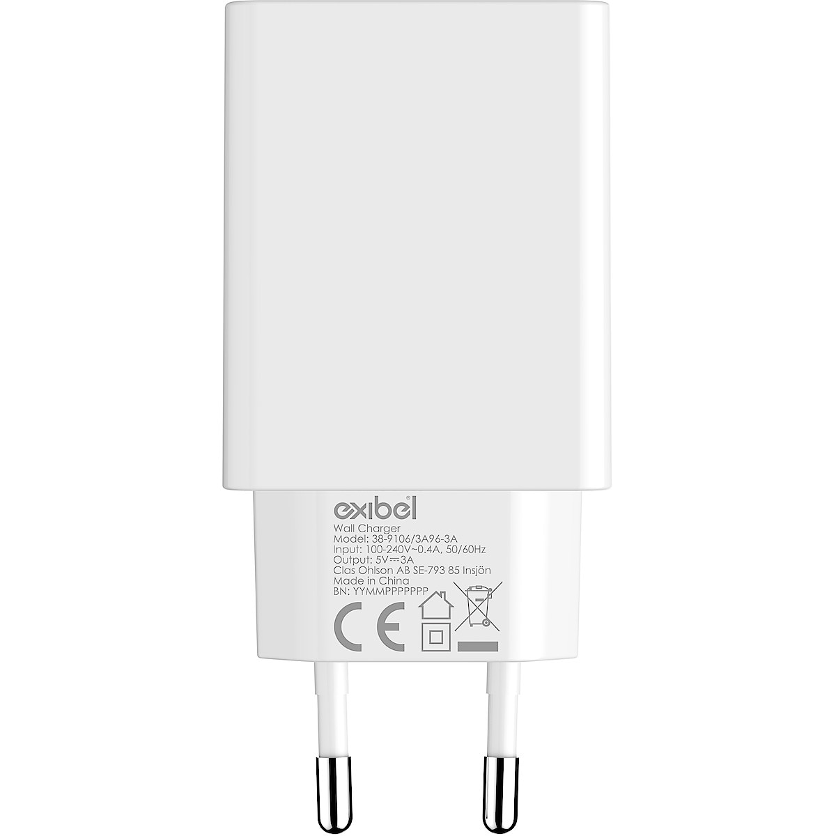 Exibel 15 W USB-C lader