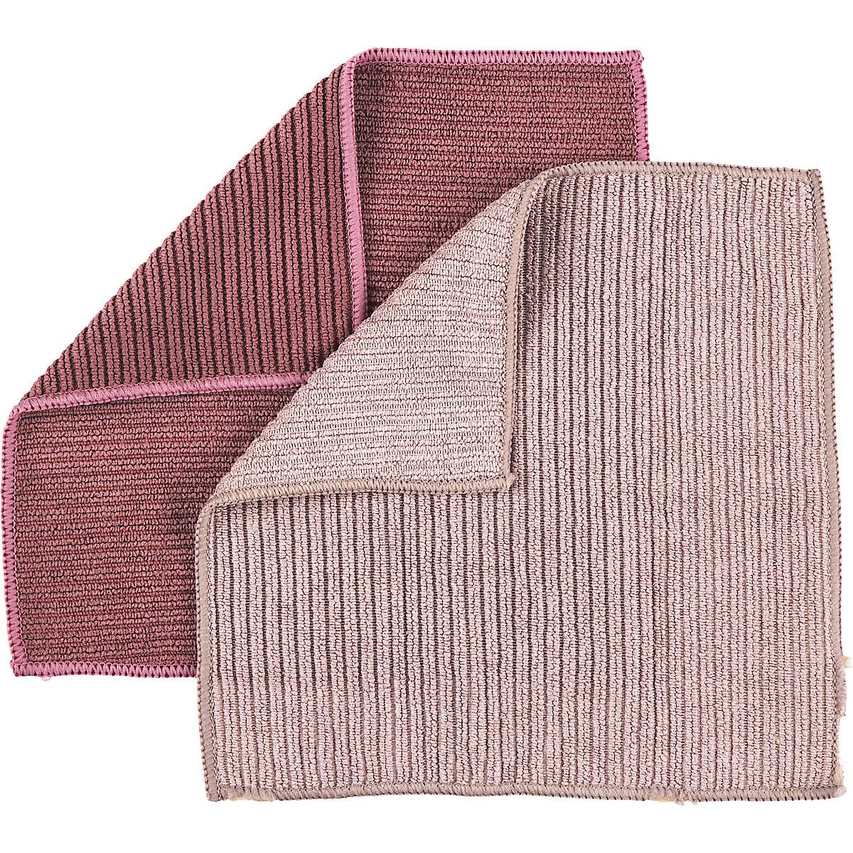 Diskdukar ljung/burgundy Smart Microfiber