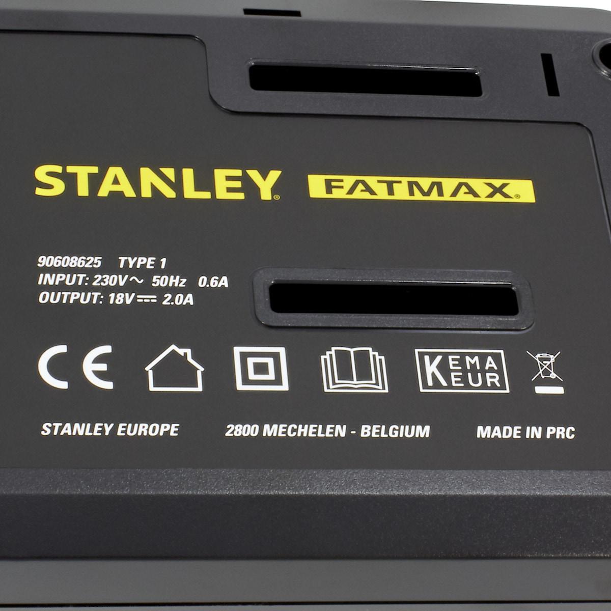 Laddare Stanley FMC692L 14,4-18 V LI