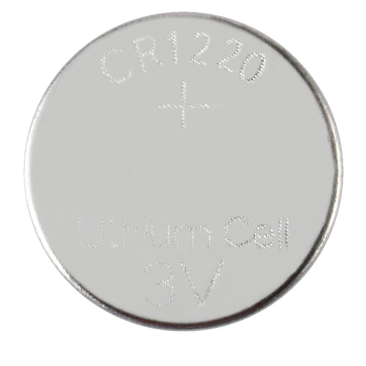 Litiumbatteri CR1220 5-pack