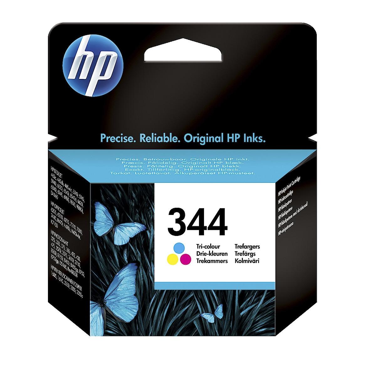 Bläckpatroner HP 344