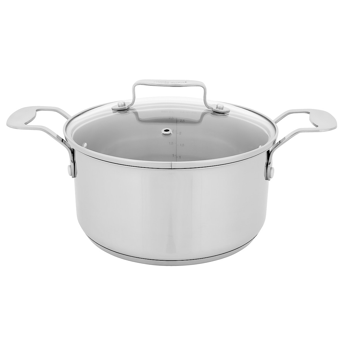 Gryta 3,0 l Jamie Oliver Everyday Stainless Steel