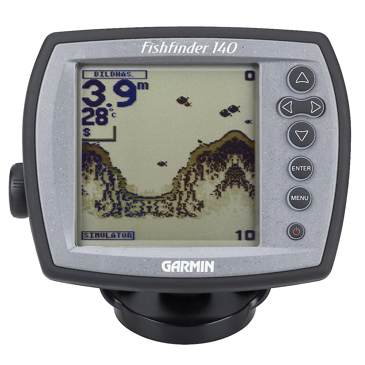 Ekolod Garmin Fishfinder 140