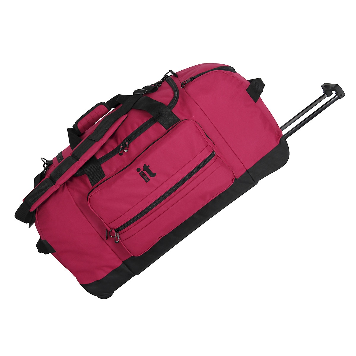 IT Wheeled Holdall with Telescopic Handle