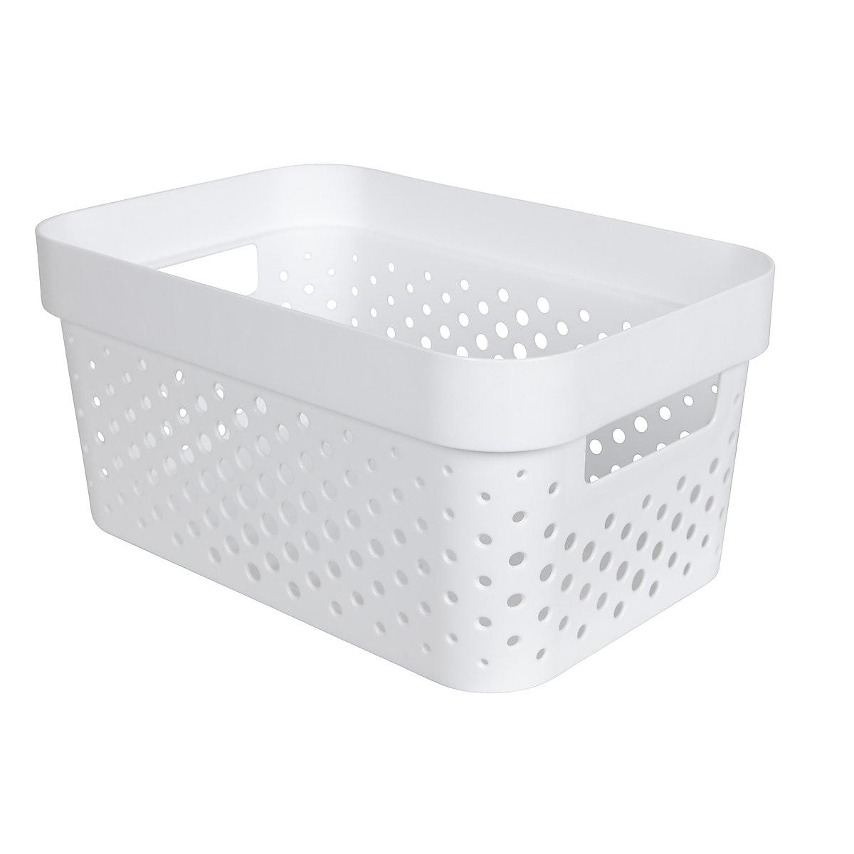 Infinity 4.5 L Storage Basket
