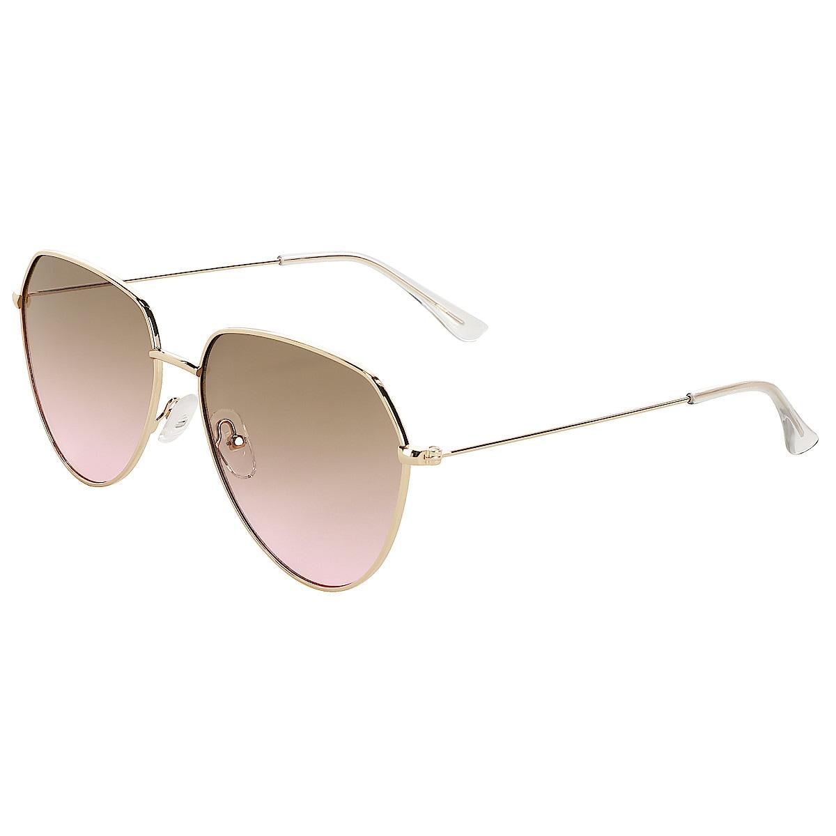 Solglasögon metall, pilotmodell