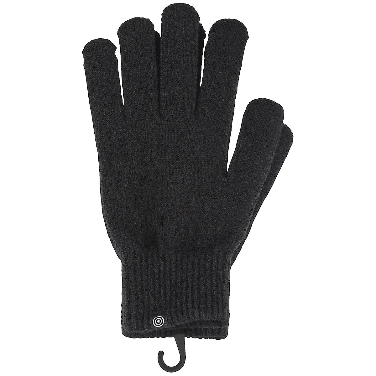 Vanter for touch, svart