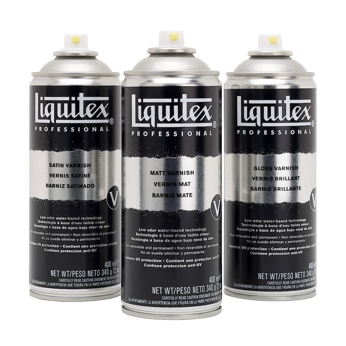 Akryylispray Fernissa Liquitex Proffessional