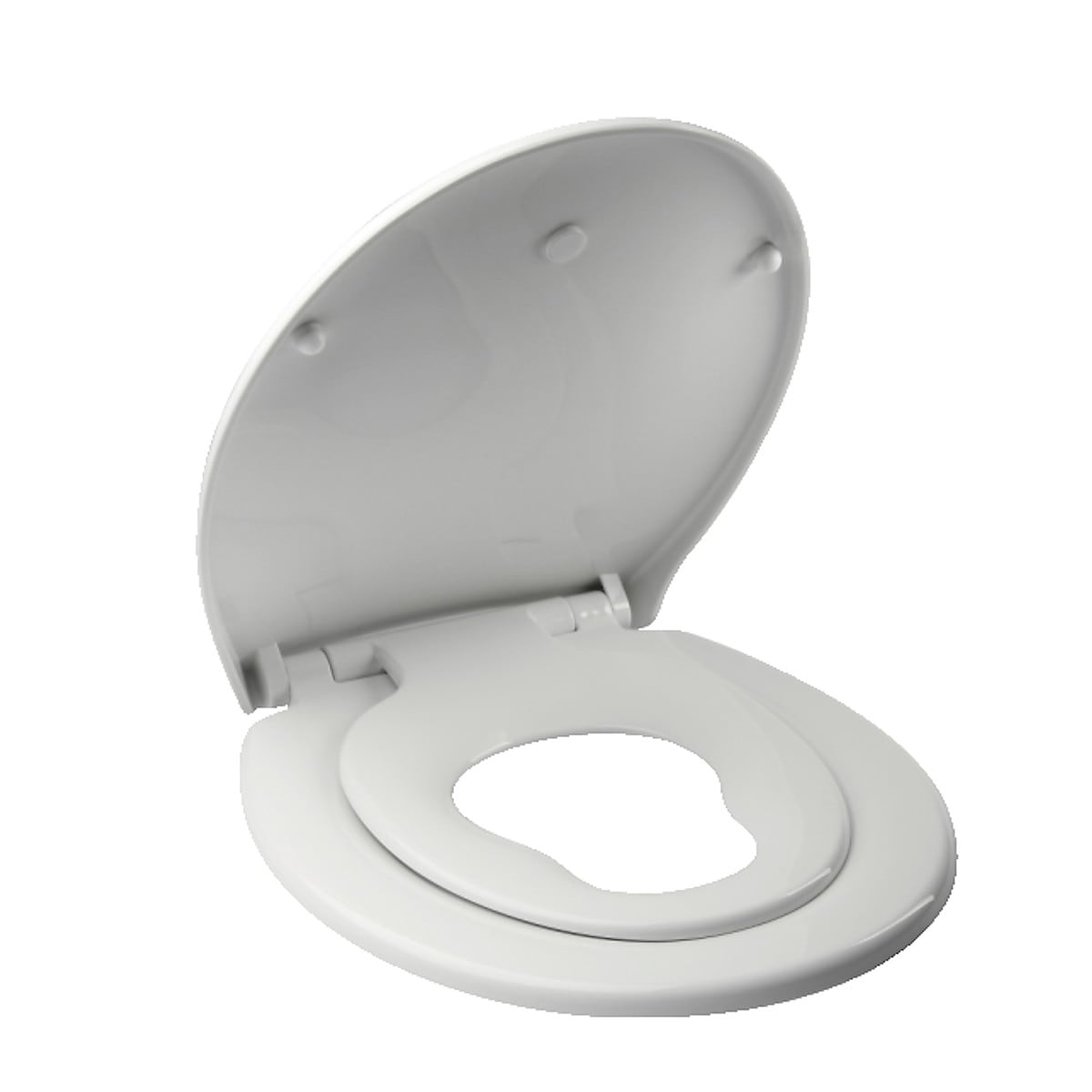 Toalettsits familj, soft close