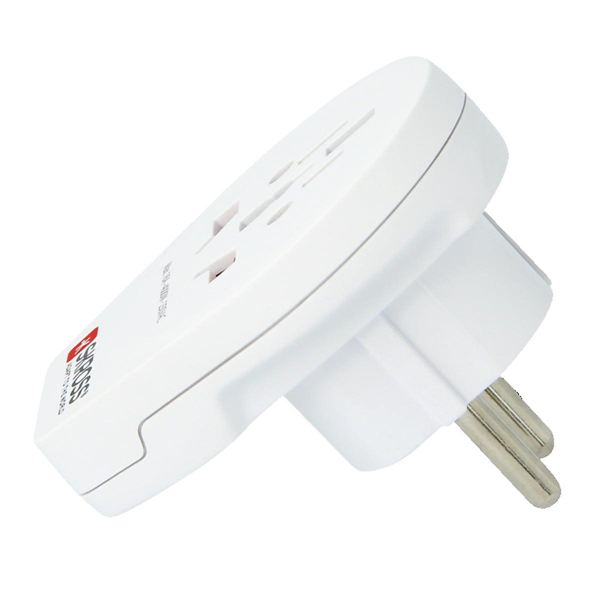 SKROSS World to Europe USB reiseadapter