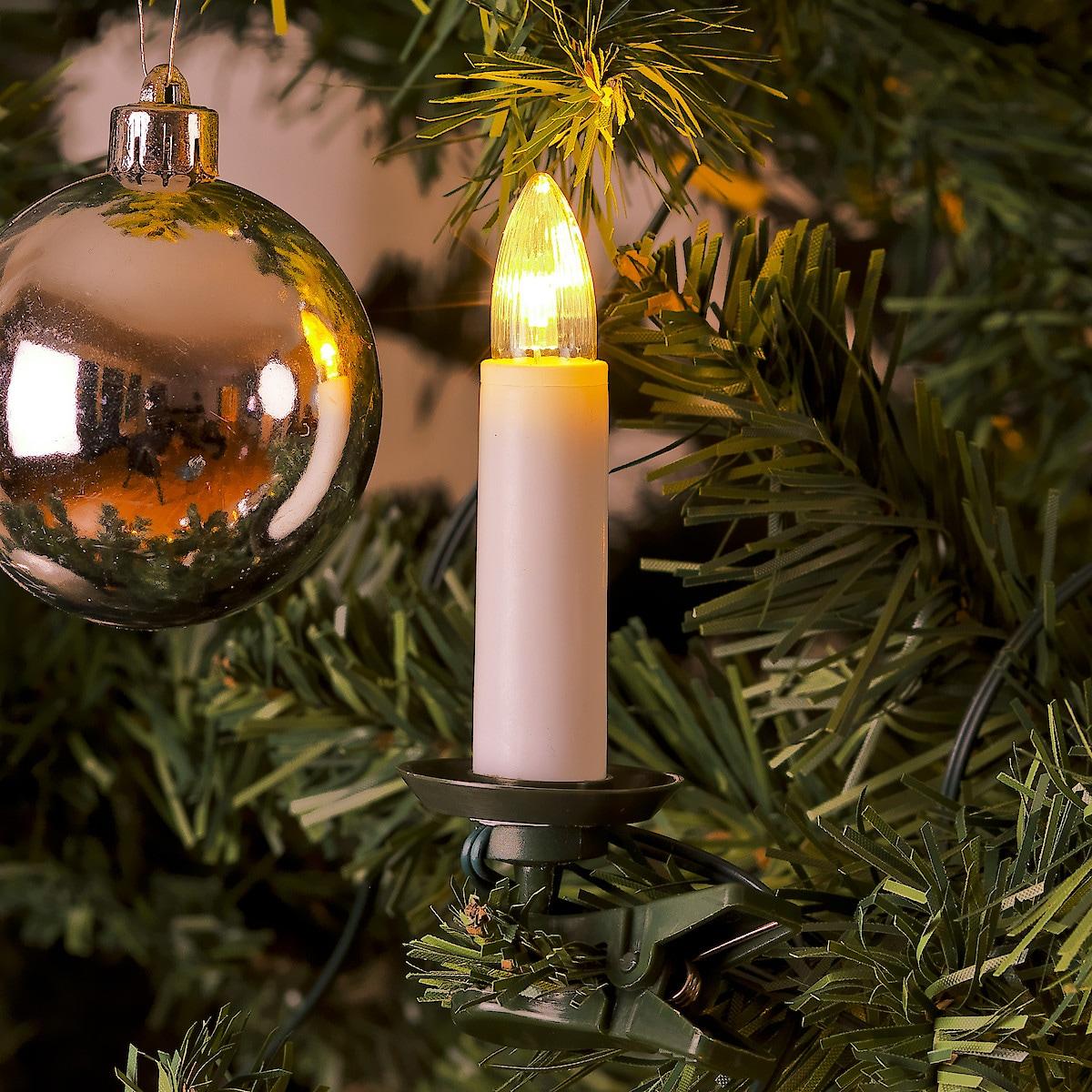 Julgransbelysning LED
