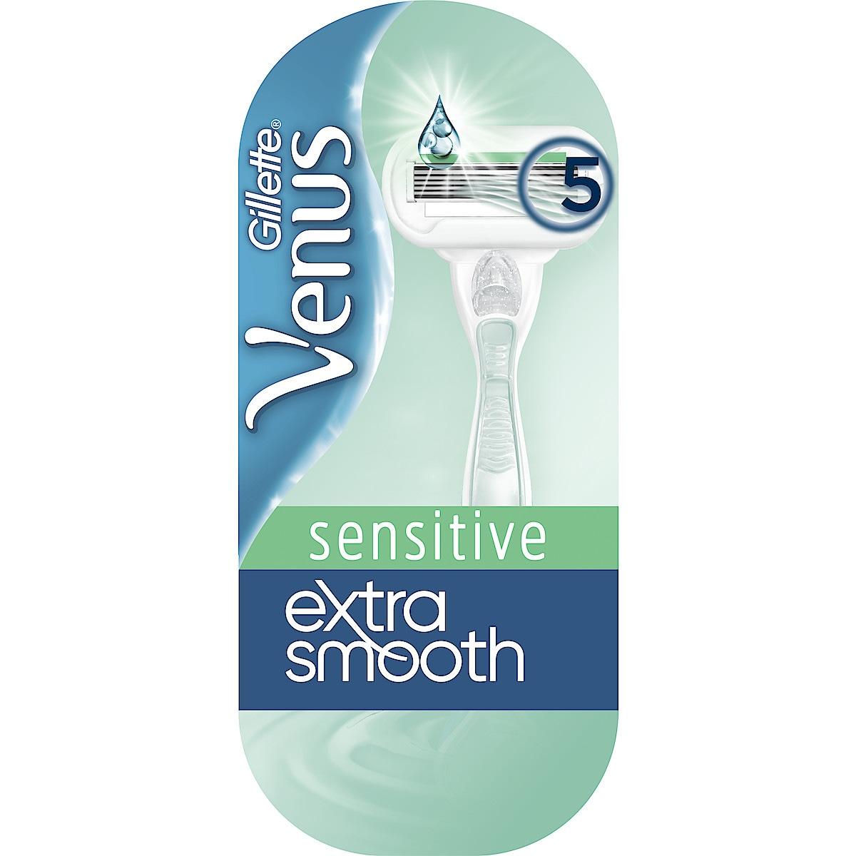 Rakhyvel Gillette Venus Extra Smooth Sensitive