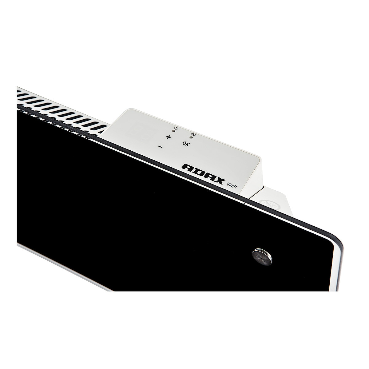 Element med WiFi 1000 W 230 V Adax Clea H 10