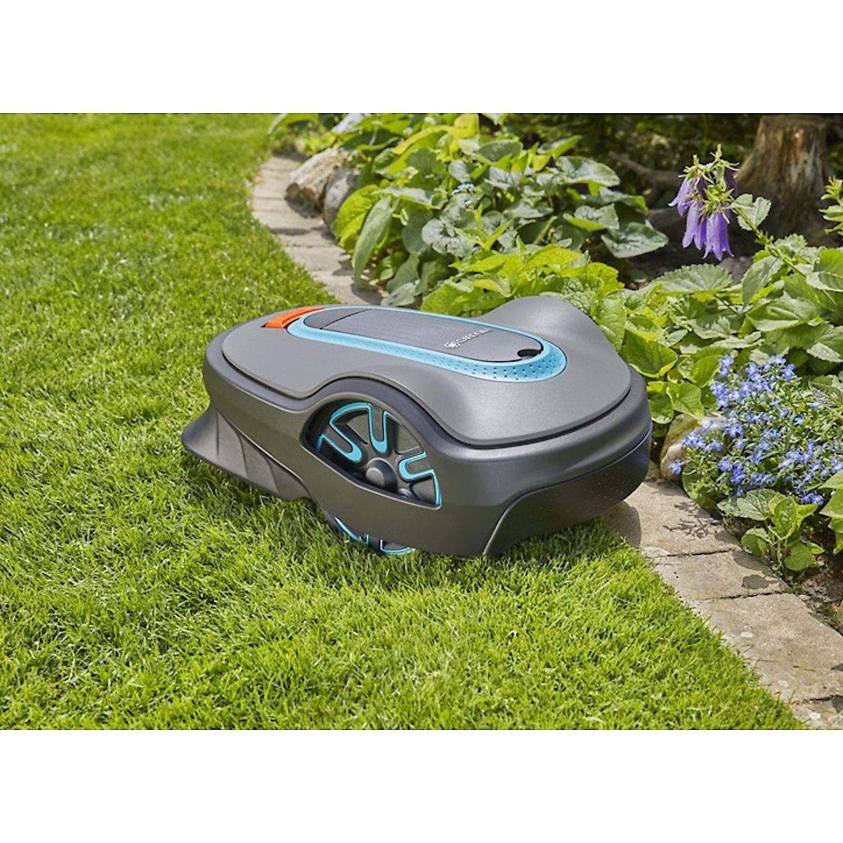 Gardena Sileno Life 1000, robotgressklipper