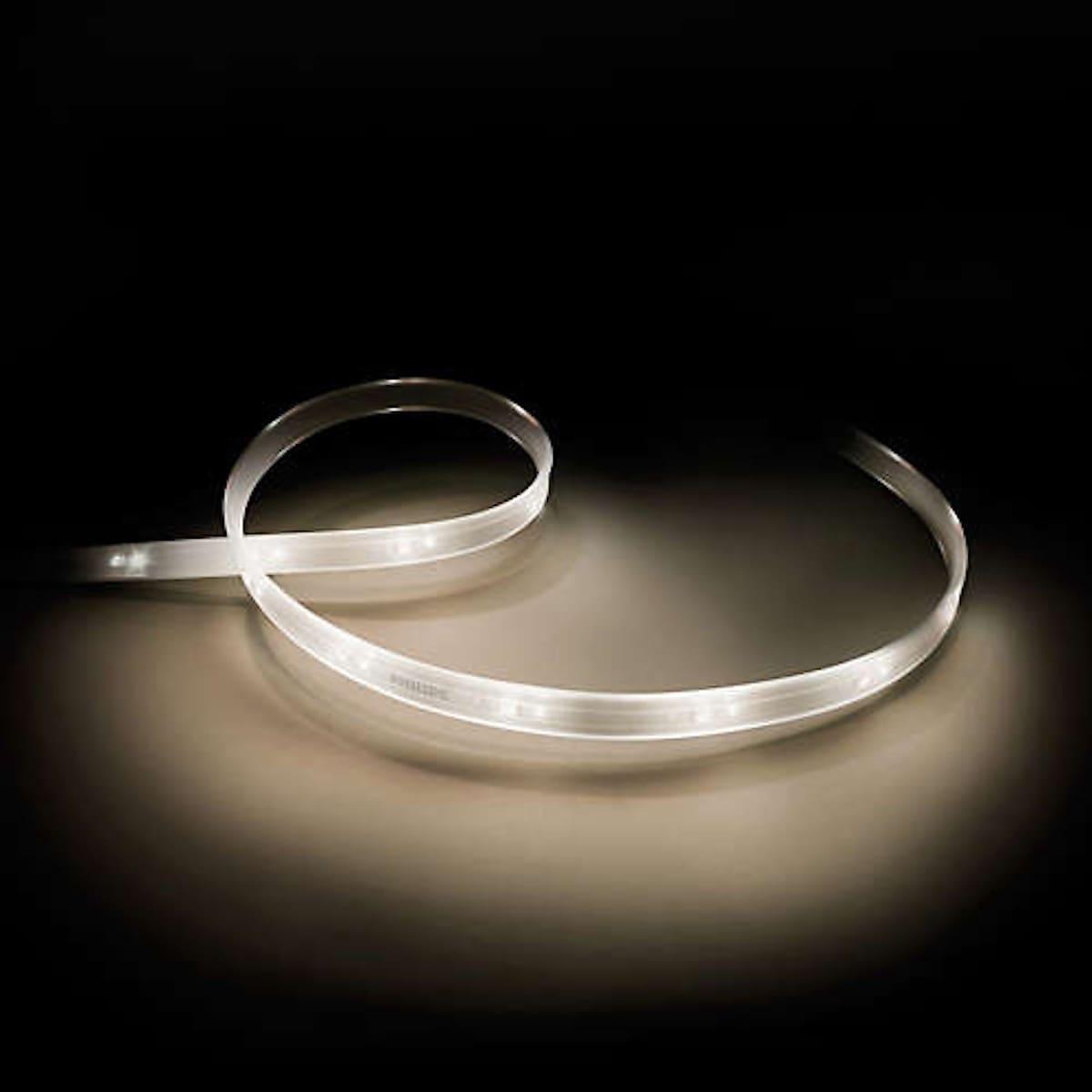 Jatkopala valolistaan Philips Hue Lightstrip Plus Color LED