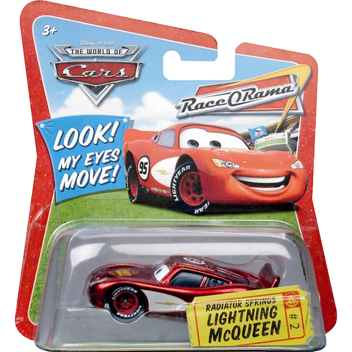 Pikkuautot, Cars Walt Disney