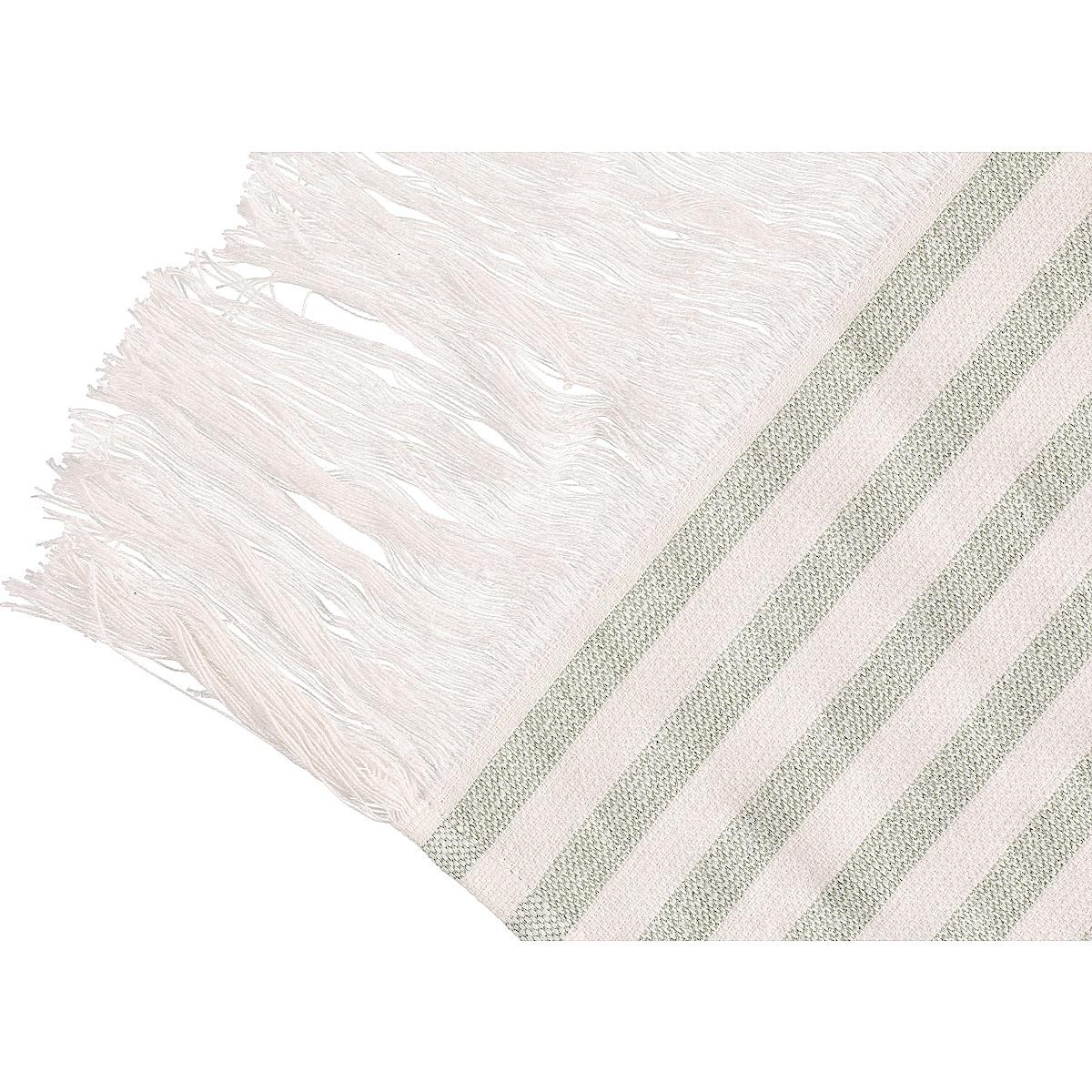 Rantapyyhe raidallinen 90 x 150 cm