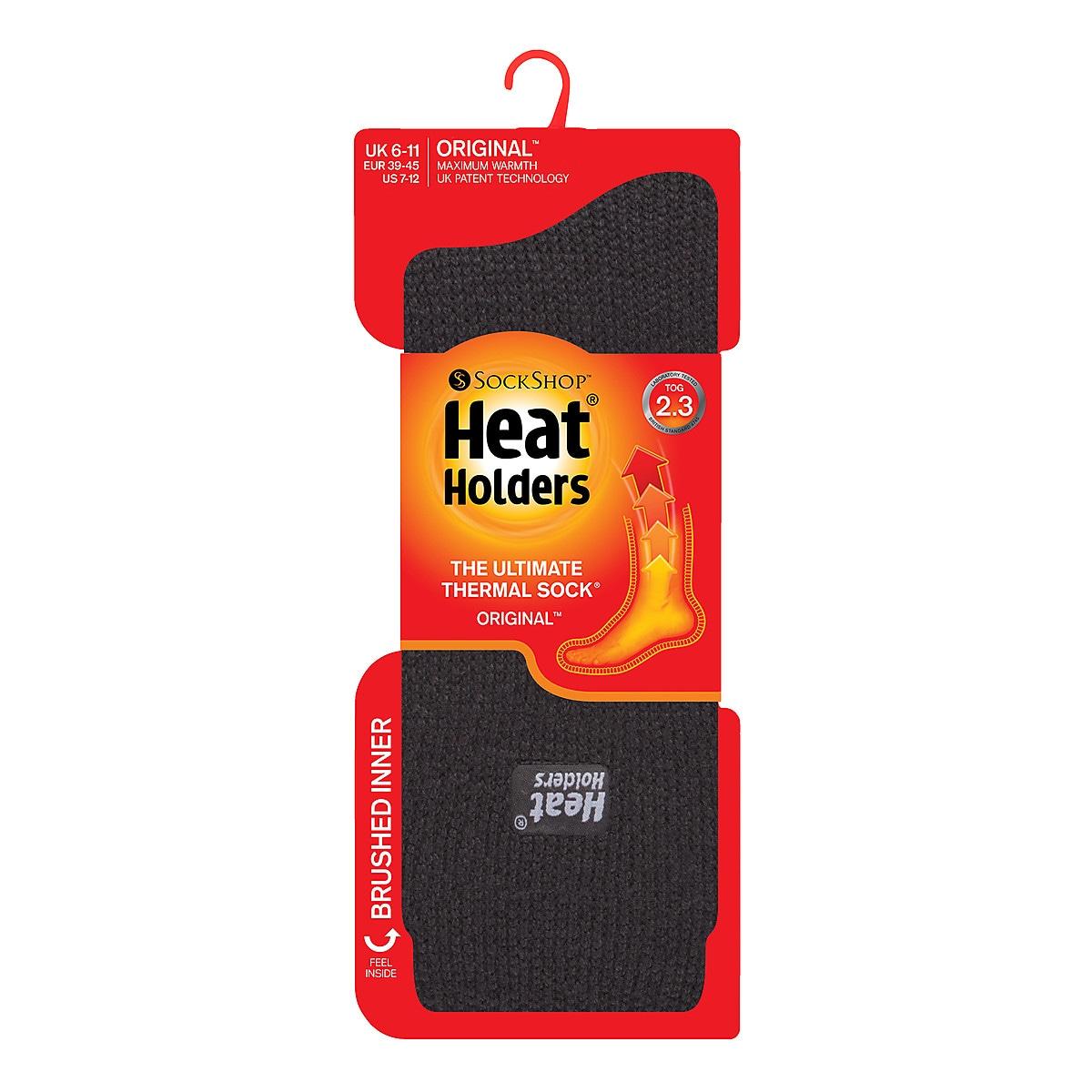 Lämpösukka Heat Holders 39-45