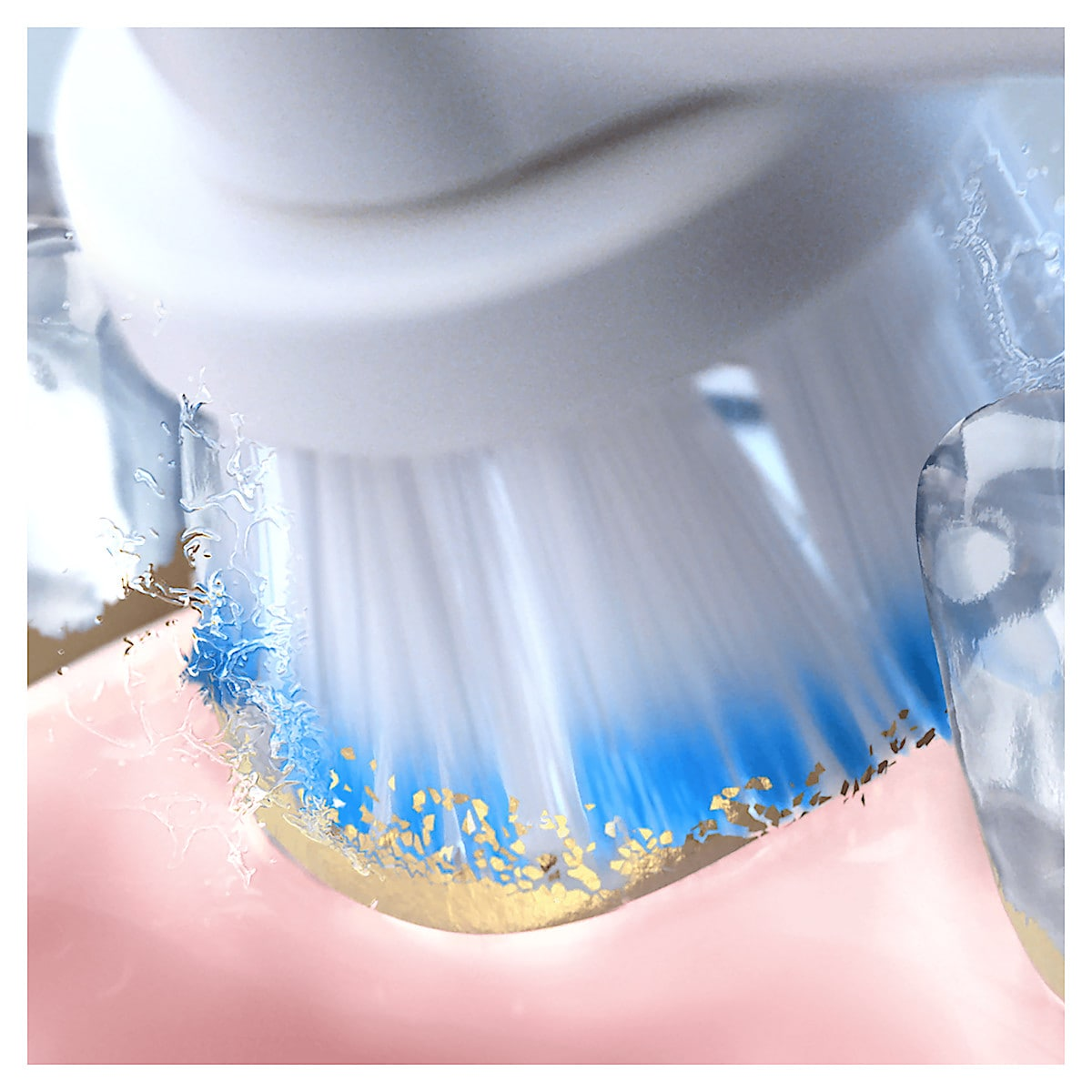 Oral-B PRO 2 2200S eltandborste Sensitive Clean