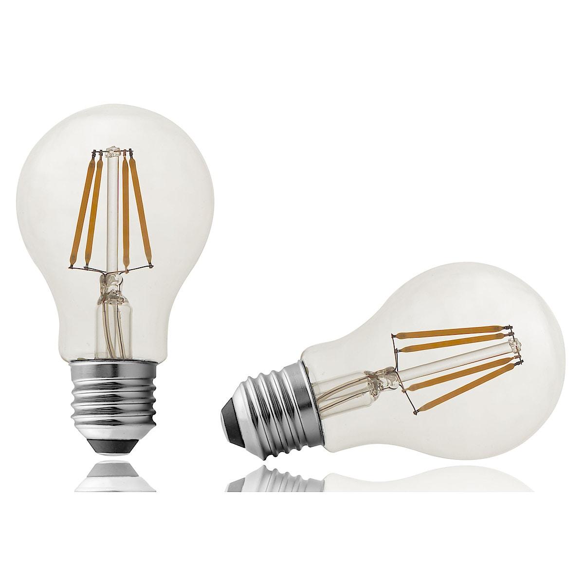 Dimbar normallampa LED E27 Clas Ohlson