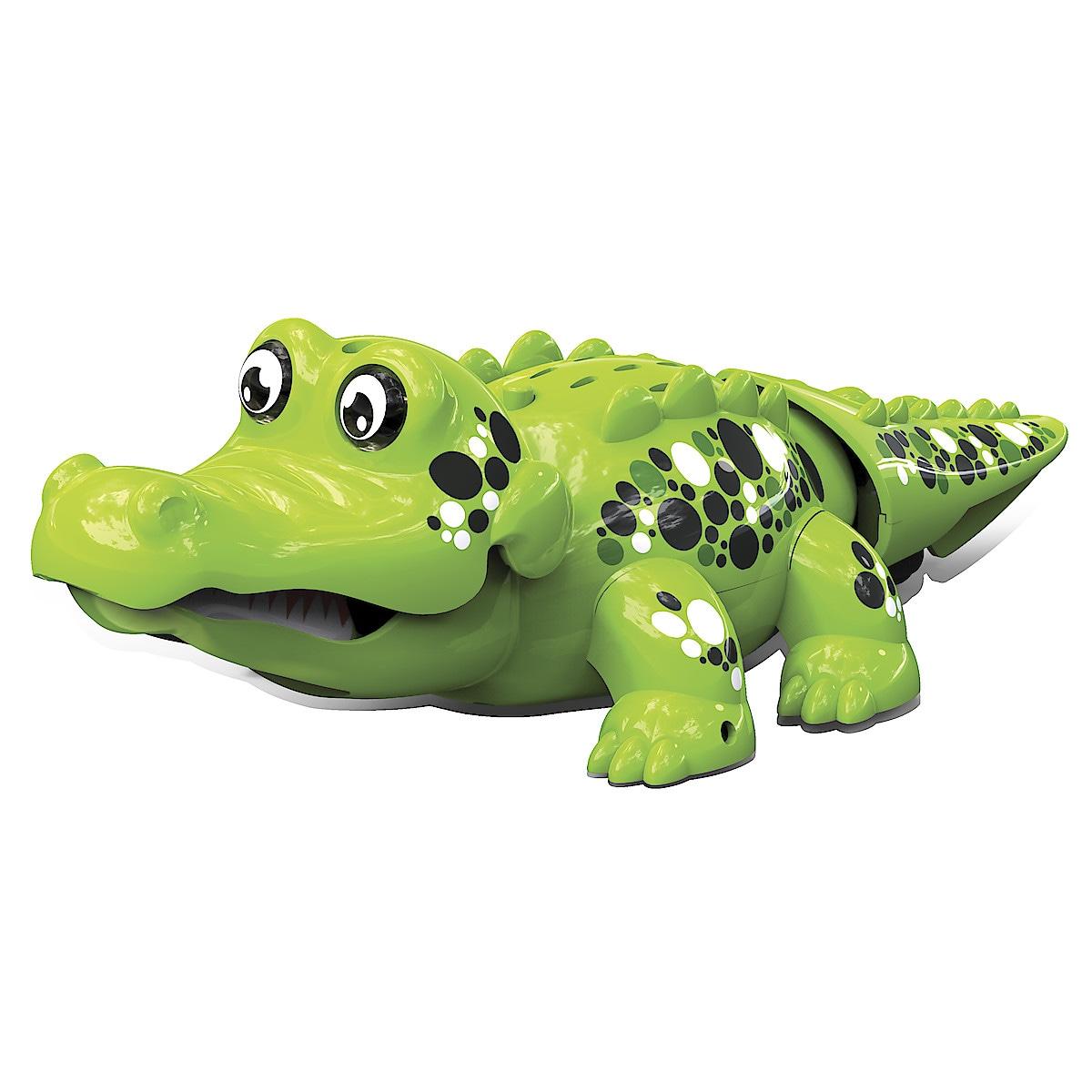Silverlit Aqua Crocos, svømmende krokodille