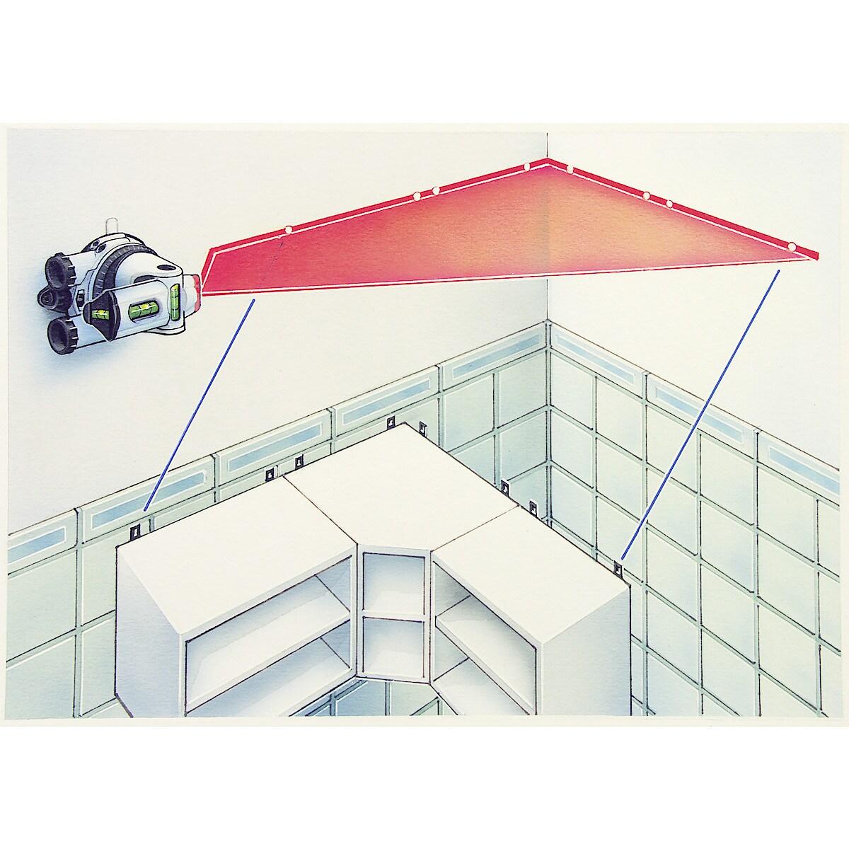 Laservaaka Laserliner SuperLine 3D