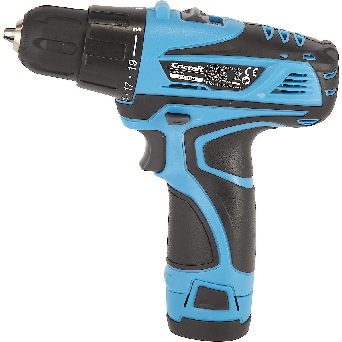 Cocraft HD 10.8-LI Drill Driver