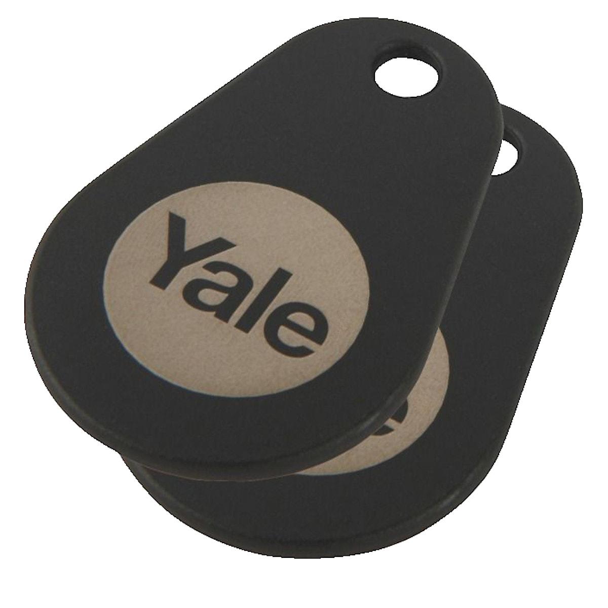 Yale Smart Door Lock Key Tag, 2-pack
