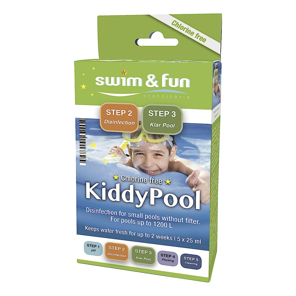 Paddling Pool Cleaner