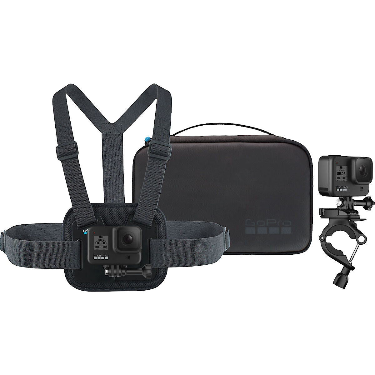 GoPro Sports Kit Tarvikepaketti