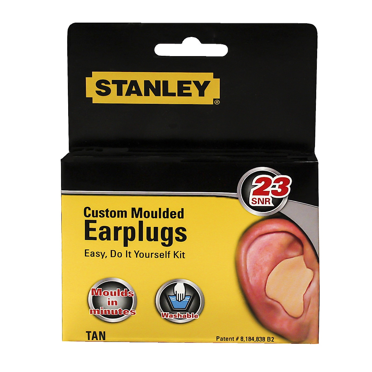 Stanley Mouldable Ear Plugs