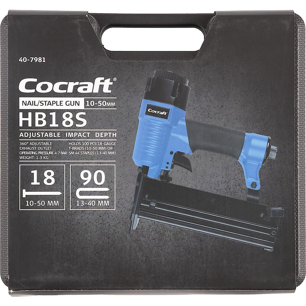 Druckluftnagler Cocraft HB18S