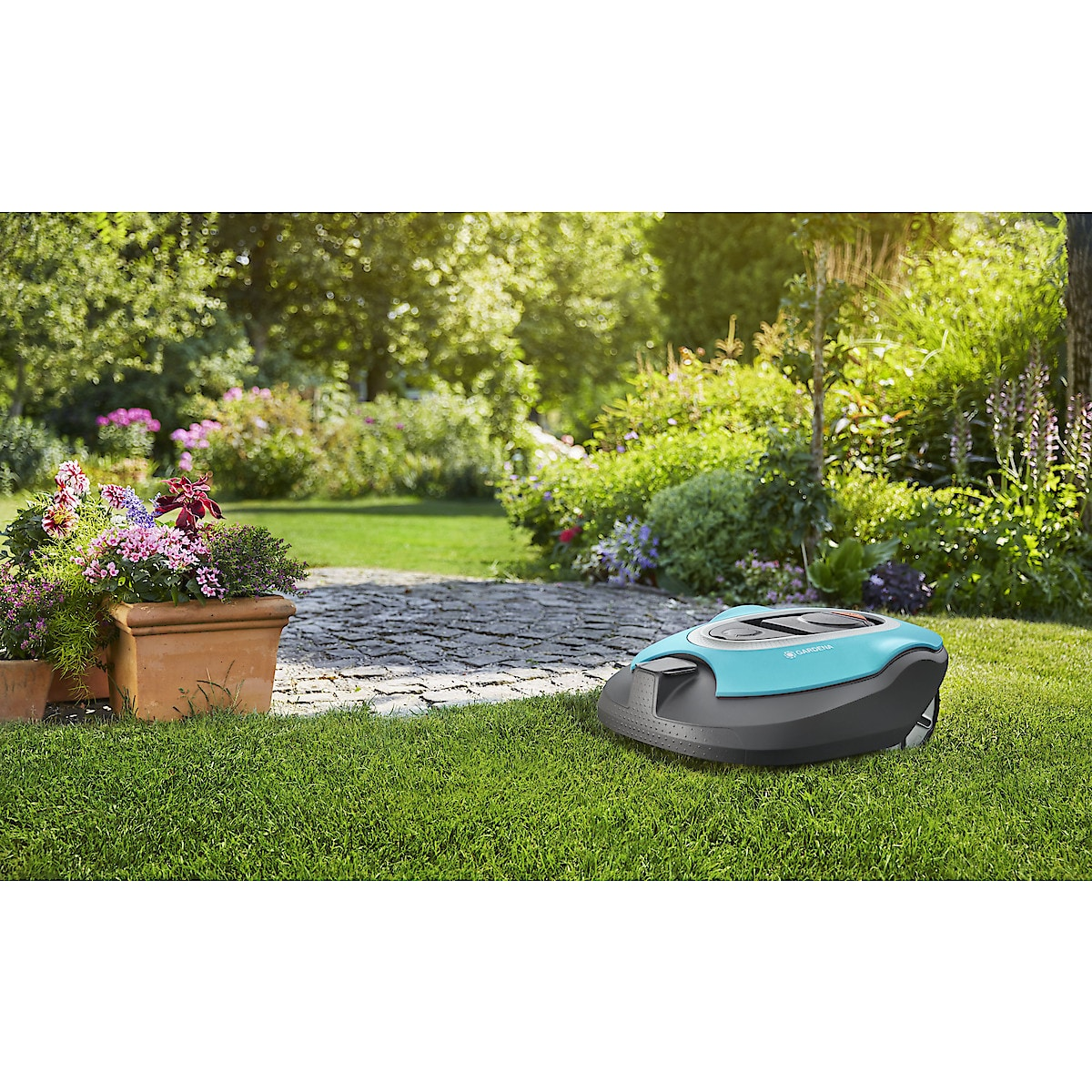 Gardena Sileno robotgressklipper