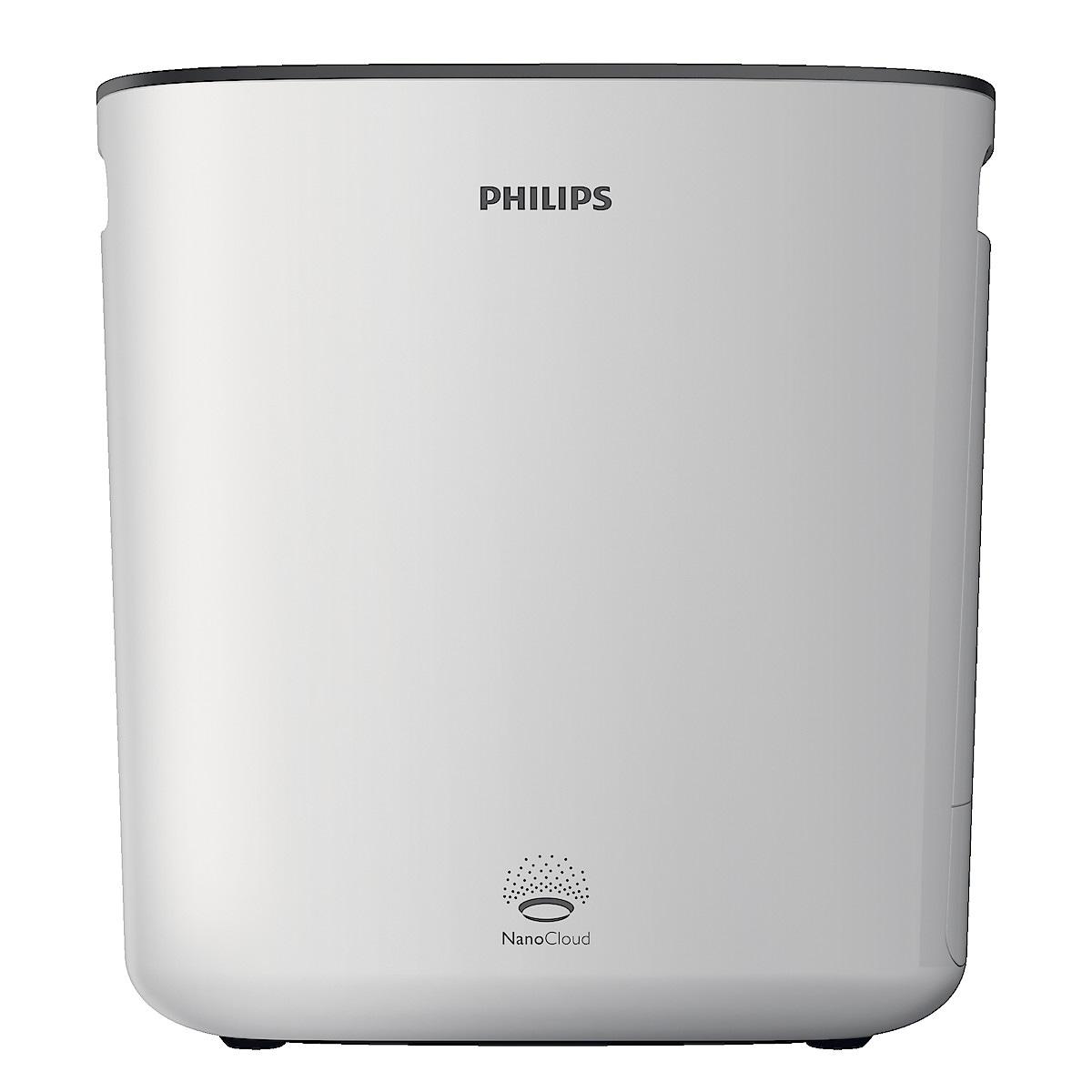 Ilmanpuhdistin ja ilmankostutin Philips HU5930