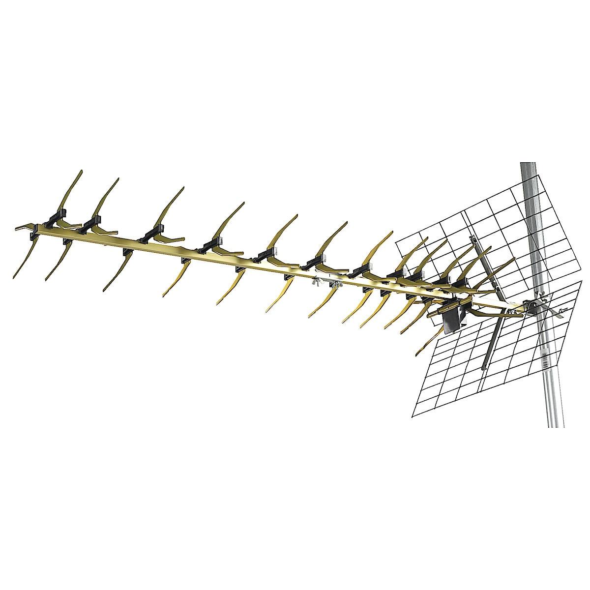 UHF TV Aerial