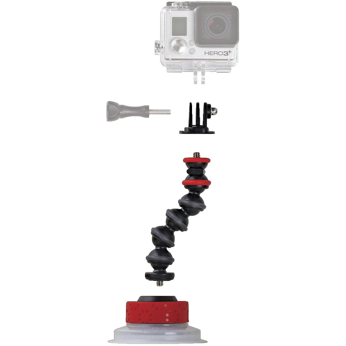Fäste för actionkamera Joby Suction Cup & GorillaPod Arm