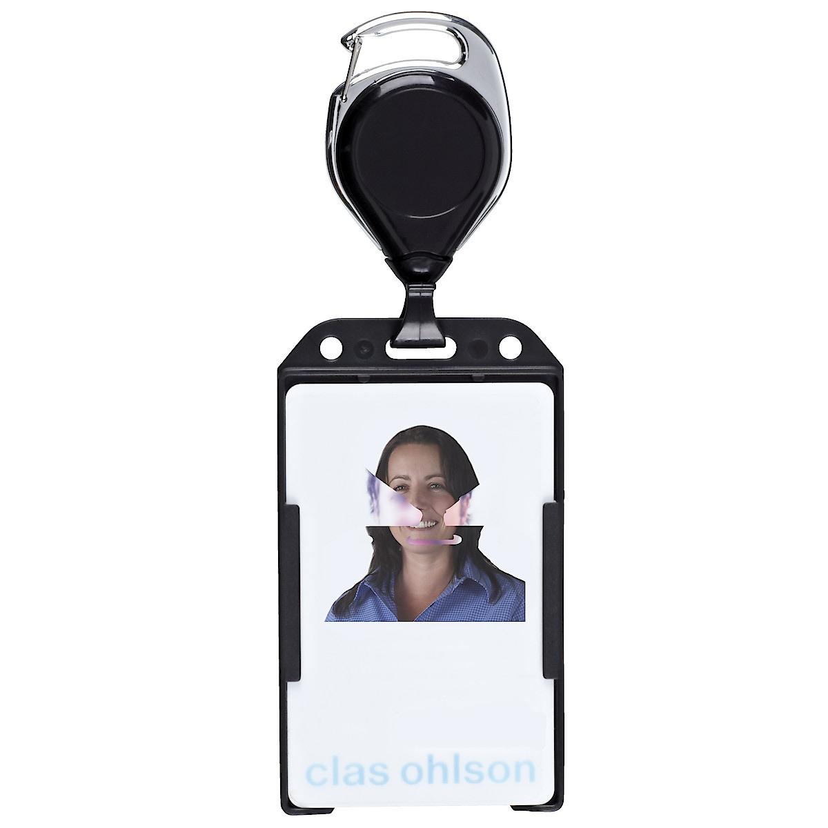 ID-korthållare med jojo