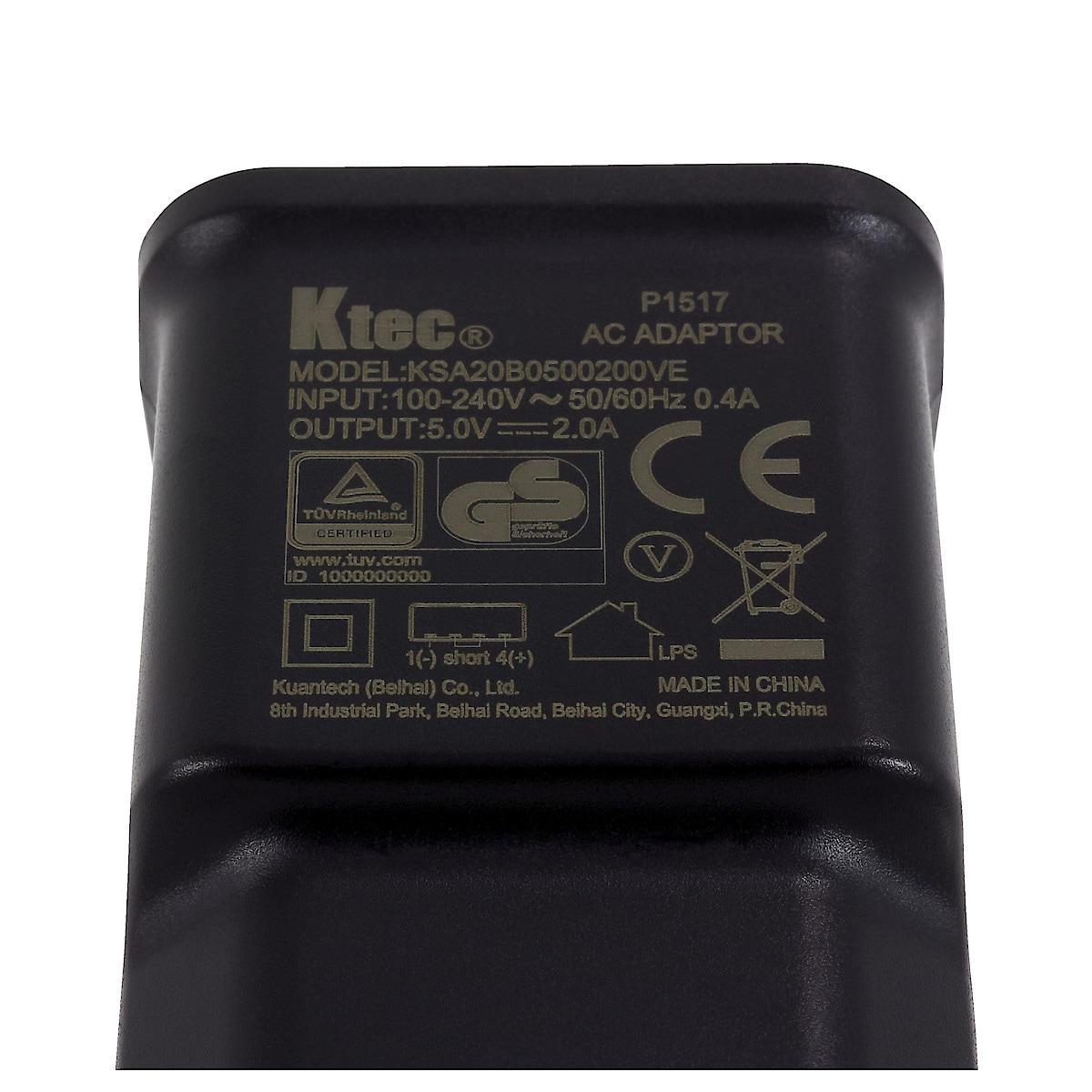 Cotech CJ-008-03, USB-lader